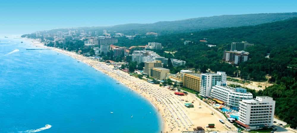 Курорты Чёрного моря 2020