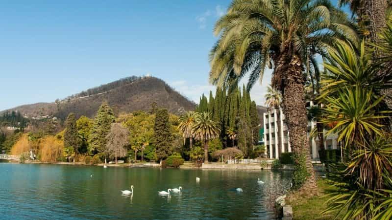 Новый Афон Абхазия курорты