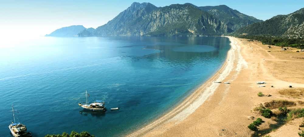 Лучший отдых в Турции в сентябре