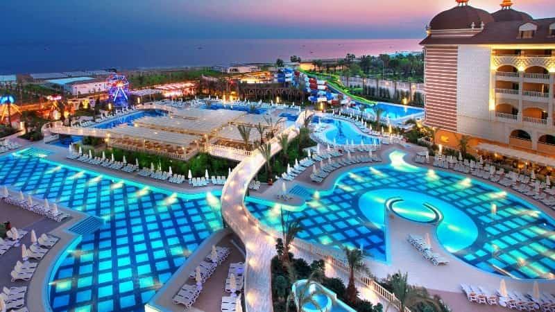 Требования к отелям Турции