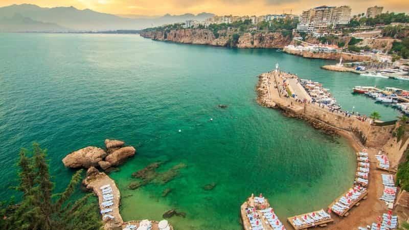 Курорты Турции в сентябре
