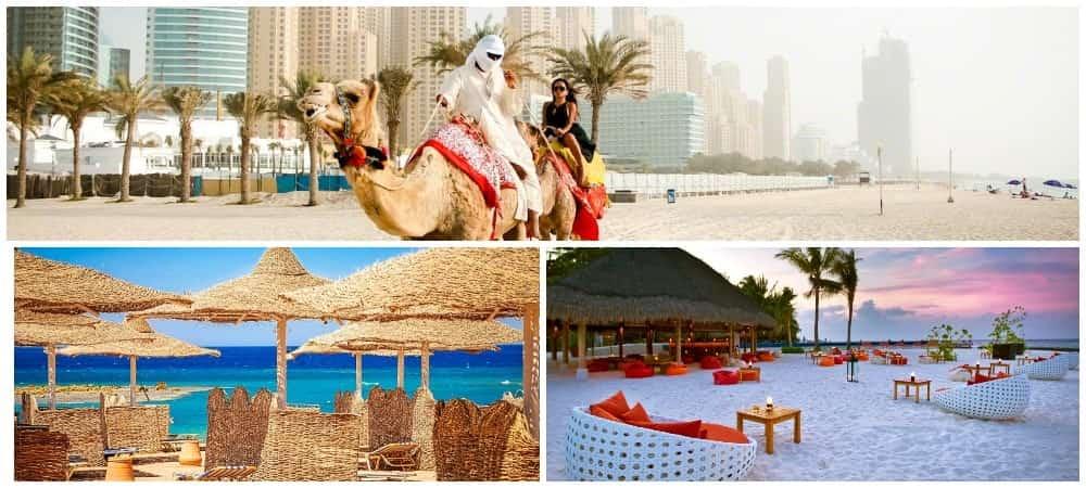 ОАЭ открыт для туристов из России