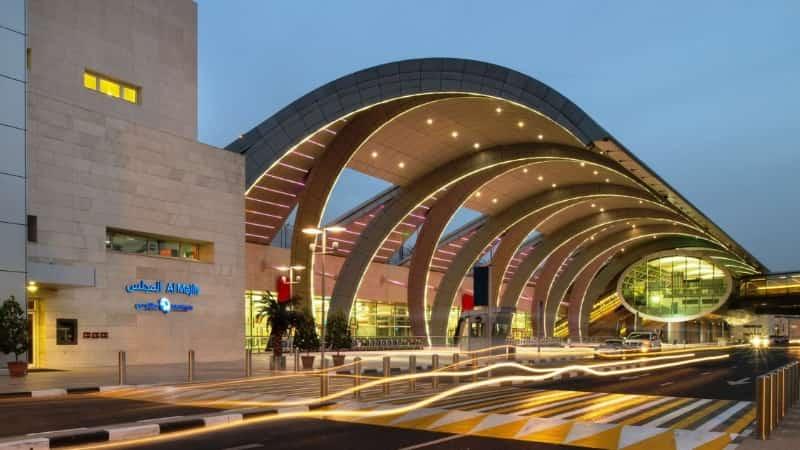 Дубай Интернешнл аэропорт