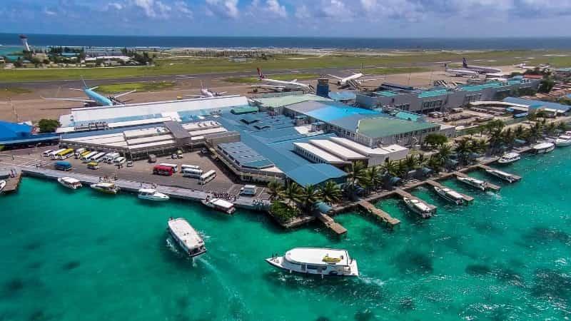 Аэропорт Хулуле Мальдивы