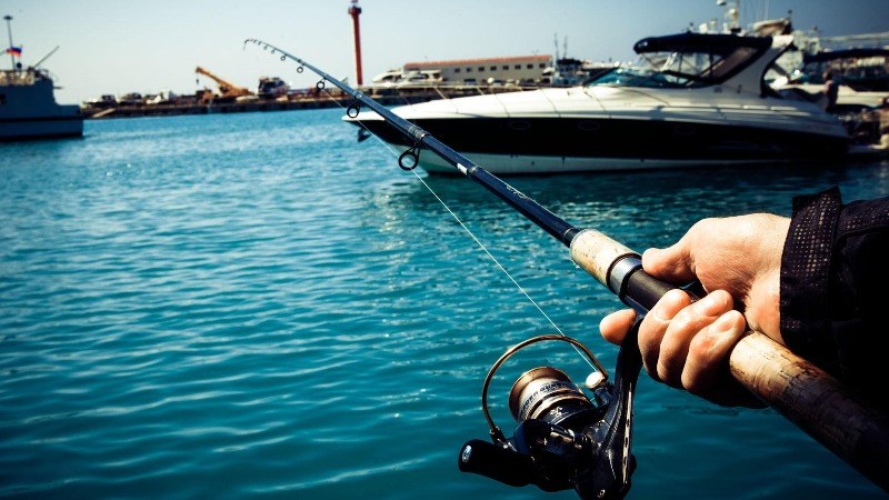 Морская рыбалка в Сочи фото