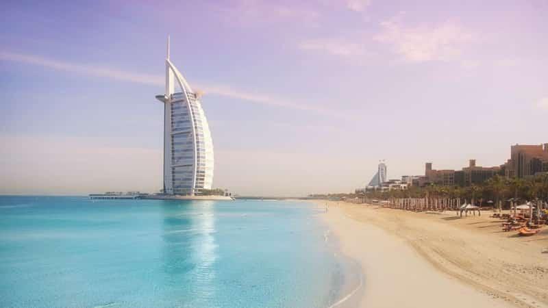 Отдых в Дубае в сентябре