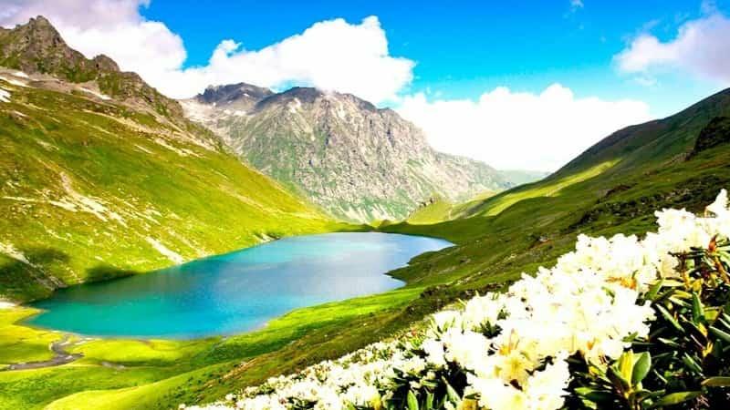 Достопримечательности Кавказа