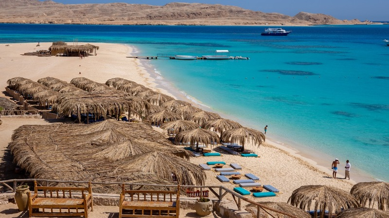 Paradise Island Египет