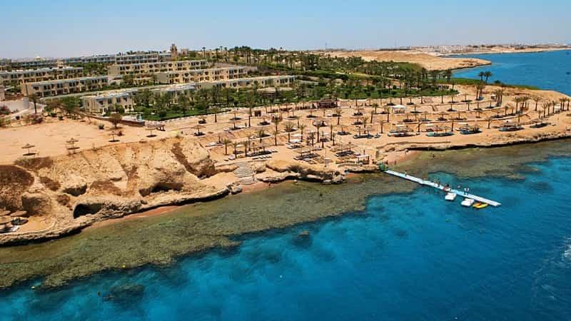 Шарм Эль Шейх пляж Шаркс-Бей