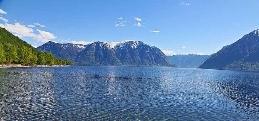 Горный Алтай Телецкое озеро