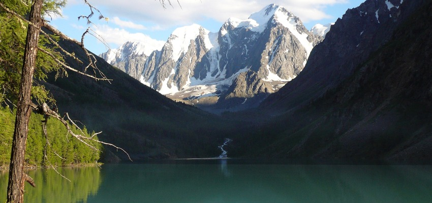 Шавлинское озеро фото