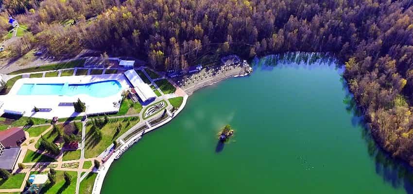 Озеро Айя фото