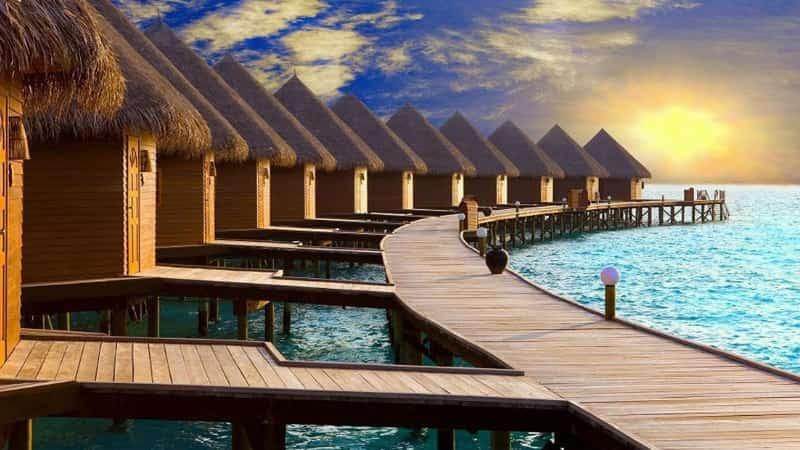 Где лучше отдыхать на Мальдивских островах
