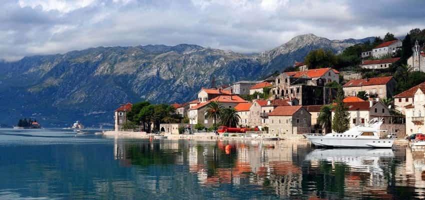 Где лучше отдыхать в Черногории фото