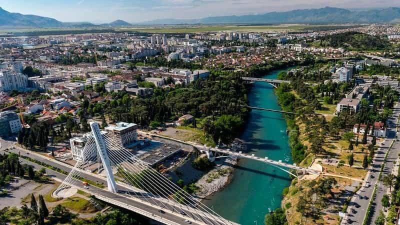 Черногория столица фото