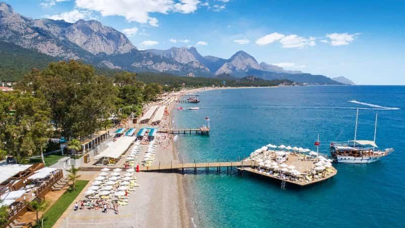 Лучший отдых в Кемере в Турции