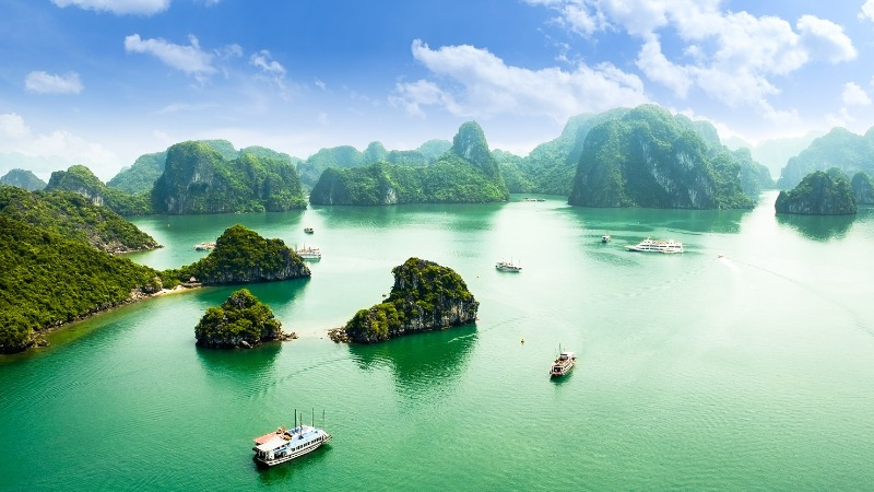 Куда поехать в Азию