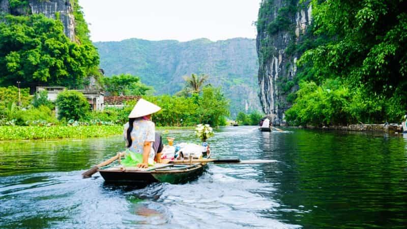 Путешествие во Въетнам