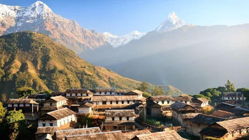 Катманду Гималаи