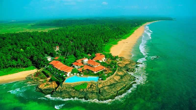 Остров Цейлон Шри Ланка