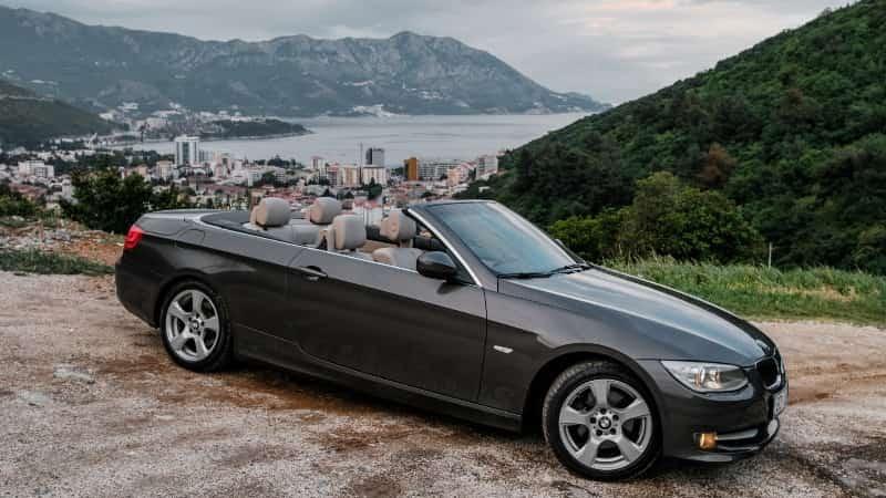 Автомобильный туризм в Черногории