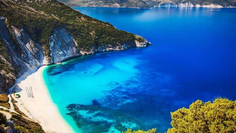 Греческий остров Кефалония