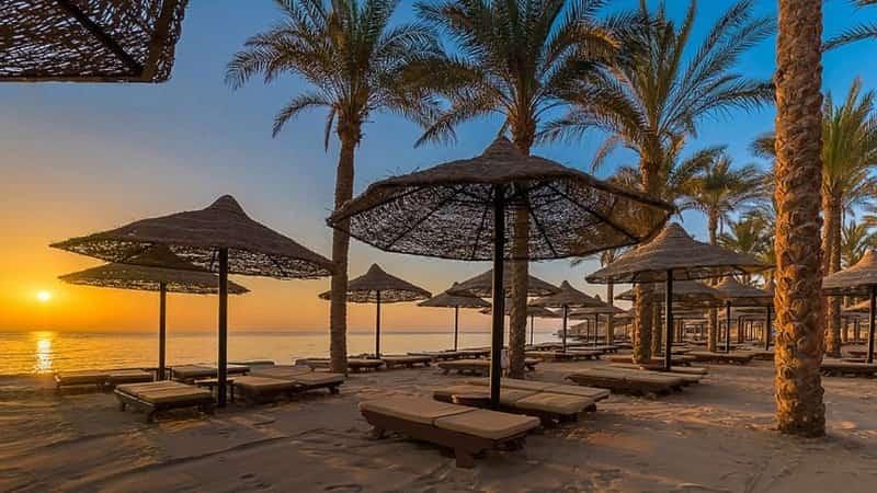 Египет Шарм-Эль-Шейх пляжи