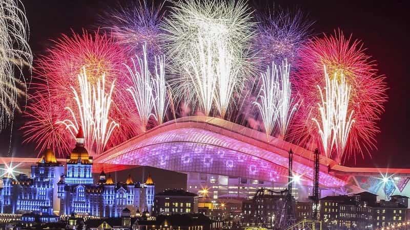 Отдых на Новый год в Сочи фото