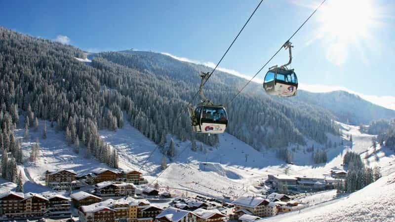 Красная Поляна Сочи горнолыжный курорт