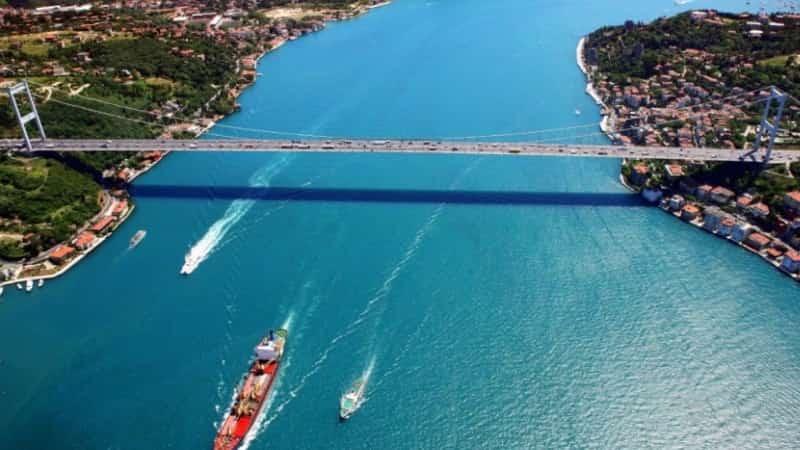 Стамбул Босфорский пролив