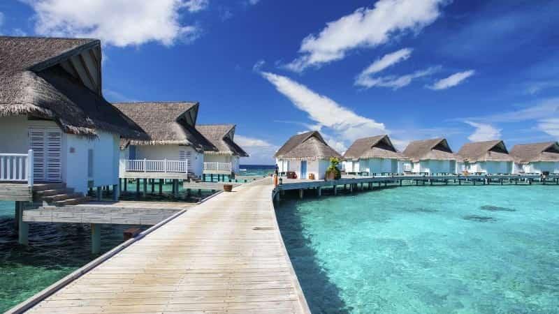 Отдых на Мальдивах зимой