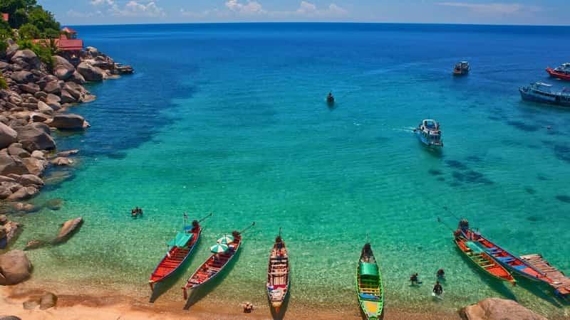 Индия Гоа море