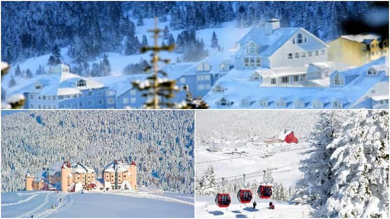 Какой отдых в Турции зимой