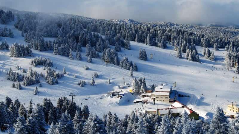 Улудаг Турция горнолыжный курорт