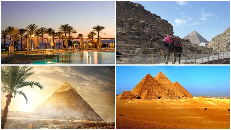 Отдых в Египет зимой
