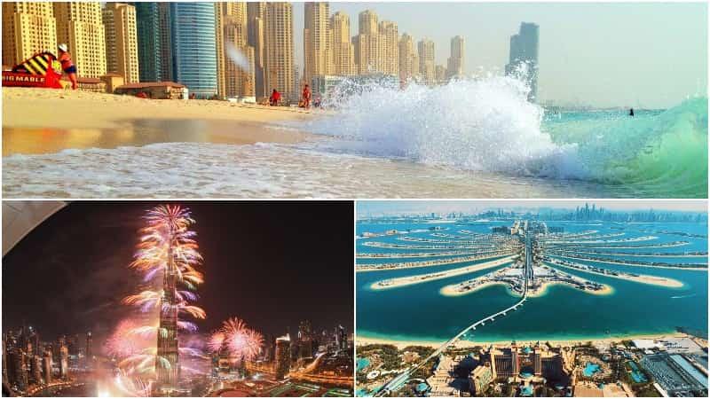 Какой отдых в ОАЭ зимой