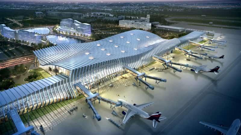 Симферопольский аэропорт 2020