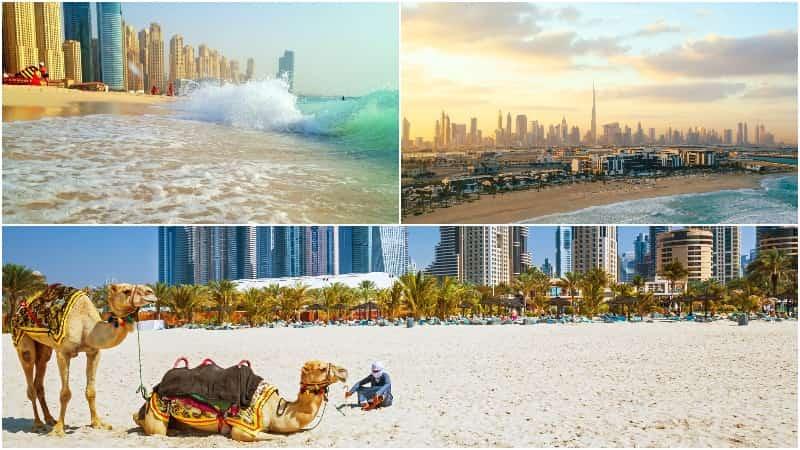 Отдых в Дубае в январе
