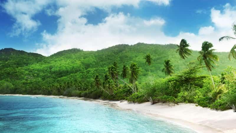 Маэ архипелага Сейшелы