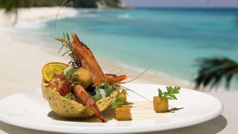 Сейшельские острова кухня