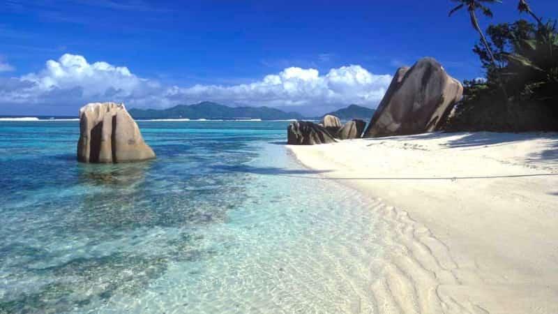 Остров ла Диг фото