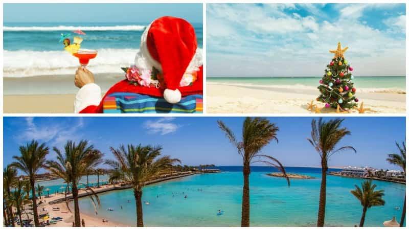 Новогодние праздники в Египте