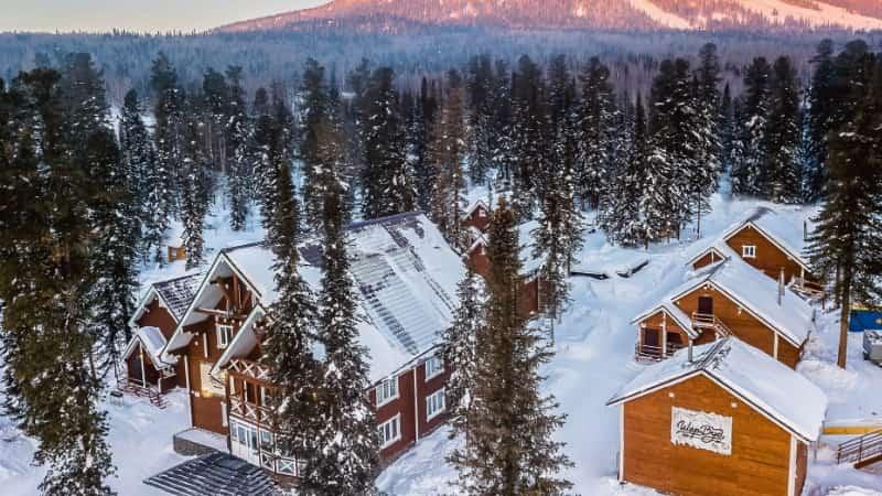 Отель горный Шерегеш