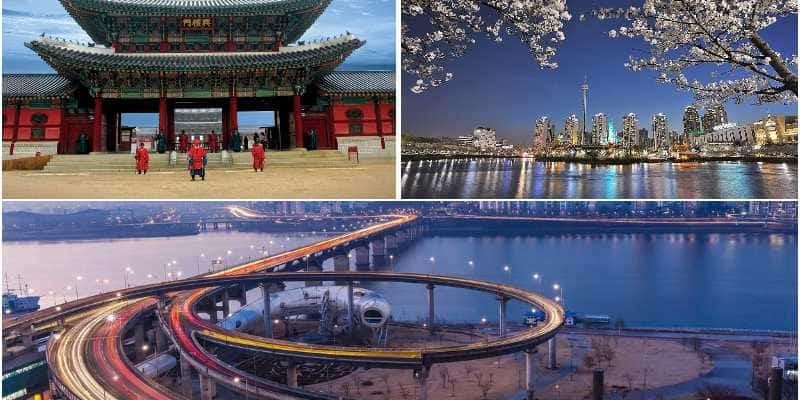 Отдых в Южной Кореи