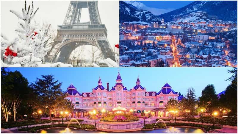 Отдых во Франции в 2021 году
