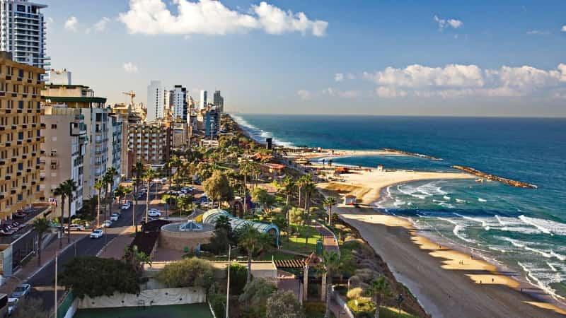 Нетания Израиль