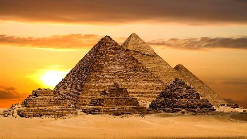 Поездка в Египет в 2021 году