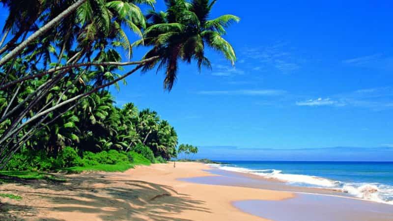 Индия остров Шри Ланка