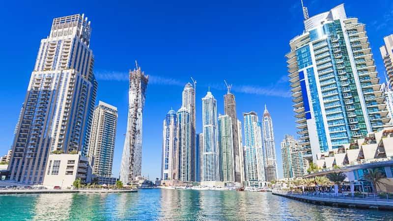 Правила въезда в Эмираты