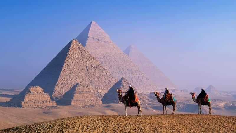 Как добраться до египетских курортов